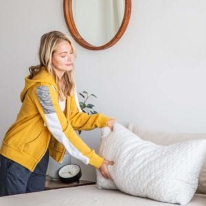 Coop Home Goods Pillow Review Premium