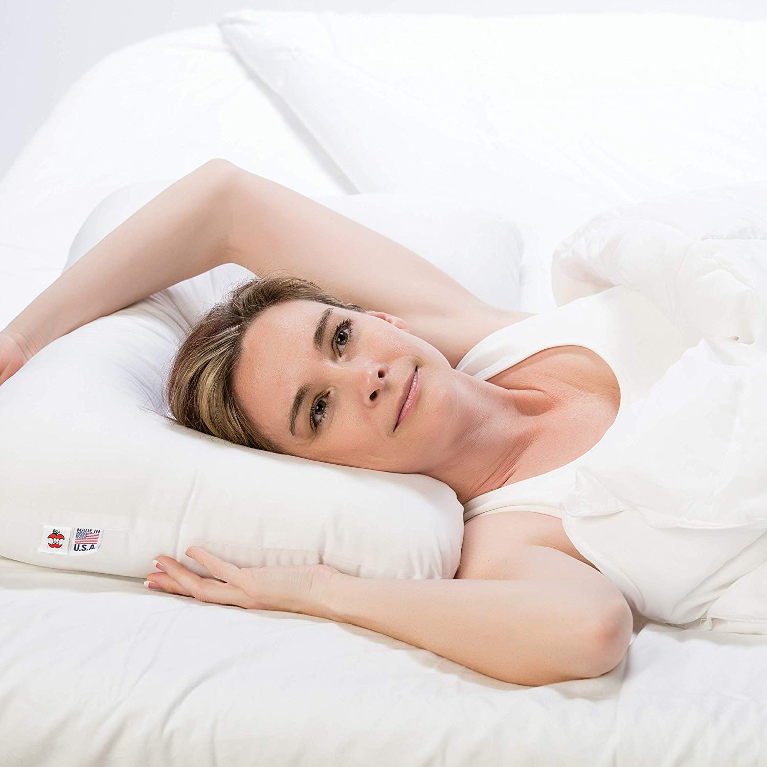 Tri-Core Cervical Support Pillow size