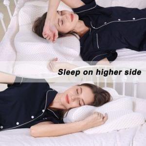 cervical pillow for neck pain reviews
