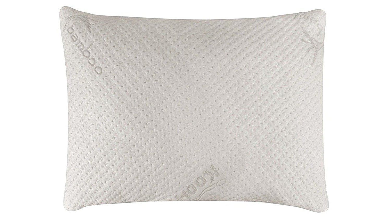 Bamboo Shredded Memory Foam Pillow Review