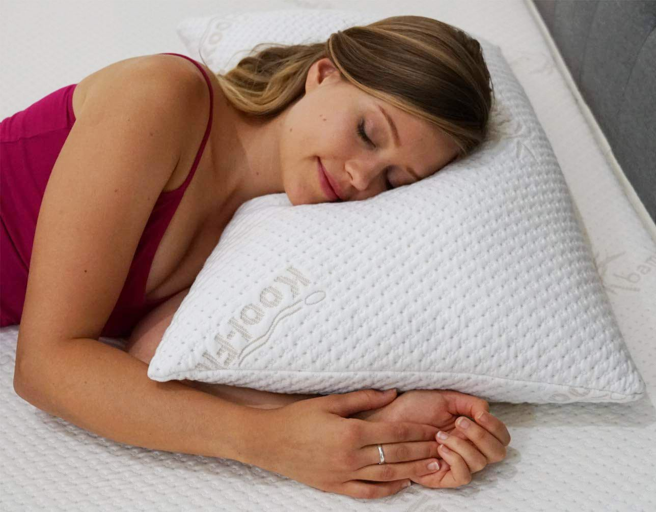 snuggle pedic pillow review01