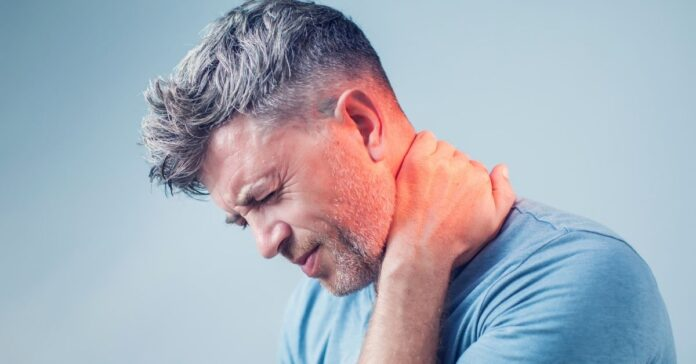How to get rid of a stiff neck